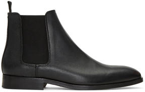 Paul Smith Black Gerald Chelsea Boots