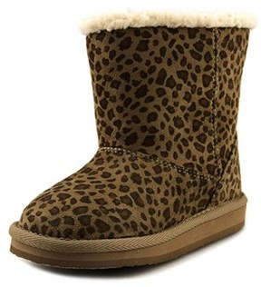 Roxy Molly Round Toe Synthetic Boot.