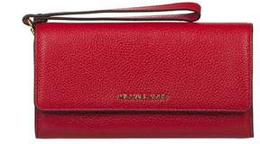 Michael Kors Women's Mercer Wallet - BRIGHT-RED - STYLE