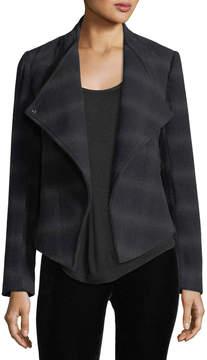 Dex Plaid Fleece Jacket