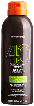 MDSolarSciences Quick Dry Body Spray with SolSci-X.