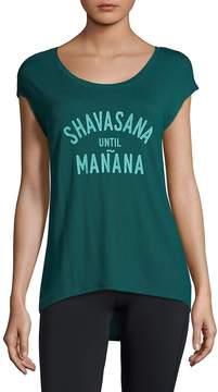Gaiam Women's Shavasana Dani Tee