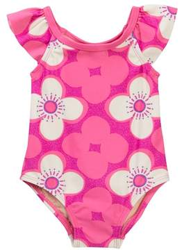 Tea Collection Curl Curl Baby One Piece (Baby Girls)