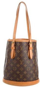 Louis Vuitton Monogram Bucket PM - BROWN - STYLE