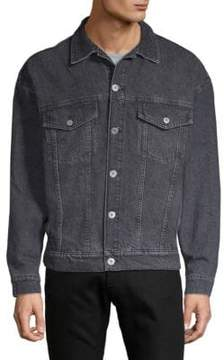Hudson Oversized Denim Jacket