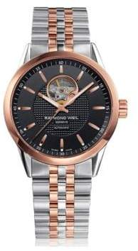 Raymond Weil Mens Two-Tone Watch
