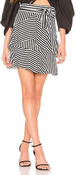 Bardot Cross the Line Skirt