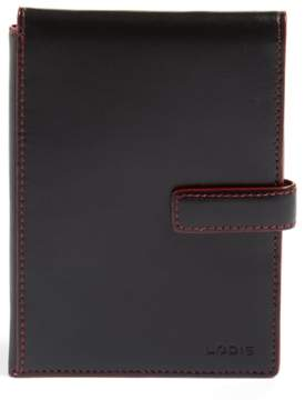 Lodis Los Angeles Audrey RFID Leather Passport Wallet