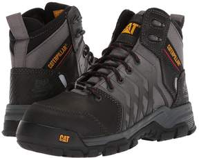 Caterpillar Induction Waterproof Nano Toe Men's Work Lace-up Boots
