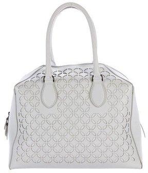 Alaia Laser Cut Dome Bag