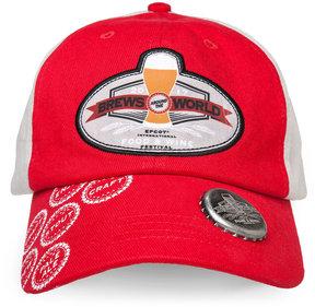 Disney Brews Baseball Cap - Epcot International Food and Wine Festival
