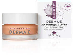 Derma e Age-Defying Eye Creme With Astaxanthin and Pycnogenol