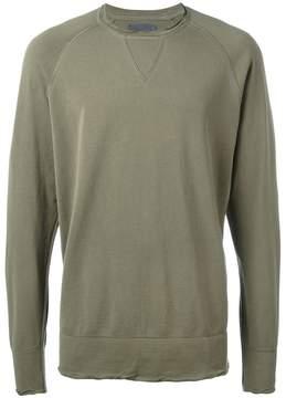 Laneus crew neck sweatshirt