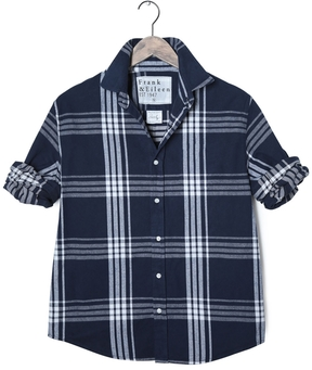 Frank And Eileen Mens Paul Italian Flannel Plaid Shirt