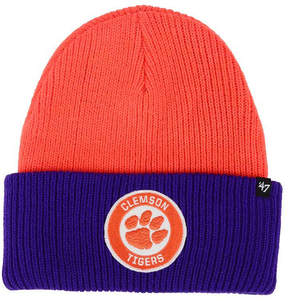 '47 Clemson Tigers Ice Block Knit Hat