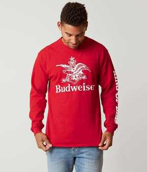 Junk Food Clothing Budweiser King of Beers T-Shirt