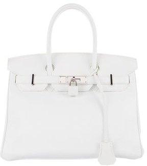 Hermès Clemence Birkin 30