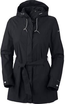 Columbia Pardon My Trench Rain Jacket - Women's