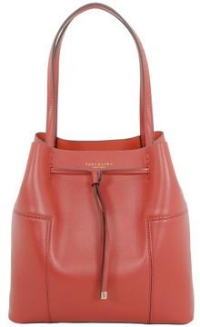 Tory Burch Block-T Drawstring Sienna Leather Ladies Handbag 11169642624 - ONE COLOR - STYLE