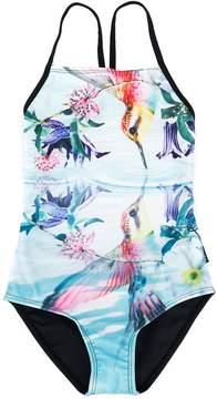 Molo tropical-print swimsuit