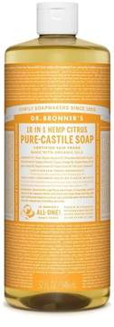 Dr. Bronner's Magic Soap - Citrus Orange - 32 oz