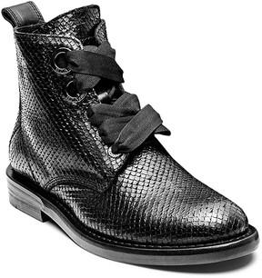 Zadig & Voltaire Women's Laureen Keith Embossed Leather Booties