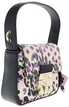 Versace EE1VRBBSC Purple Leopard Crossbody Bag