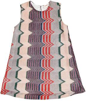 Missoni Lurex Knit Sleeveless Dress