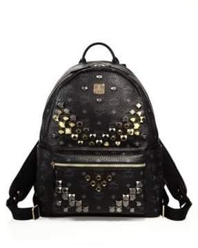 MCM Stark M-Stud Backpack