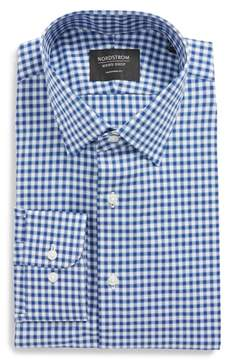 Nordstrom Traditional Fit Check Dress Shirt