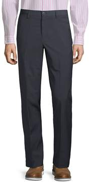 English Laundry Men's Relaxed-Fit Woven Dress Pants