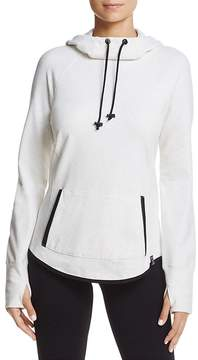 Andrew Marc Performance Heathered Pullover Hoodie