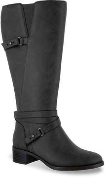 Easy Street Shoes Women's Carlita Wide Calf Riding Boot