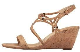 Isola Womens Farah Open Toe Casual Strappy Sandals.