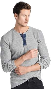 Lucky Brand Apparel Men's Lived In Thermal Shirt