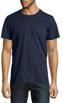 Selected Classic Short-Sleeve Cotton Tee