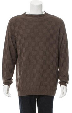 Malo Silk-Blend Crew Neck Sweater w/ Tags