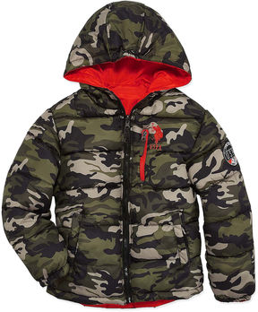 U.S. Polo Assn. Heavyweight Puffer Jacket - Boys 8-20