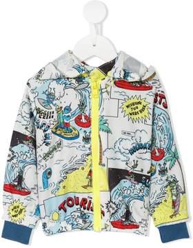 Stella McCartney Josh hooded jacket