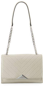 Karl Lagerfeld Paris Gigi Quilted Leather Shoulder Bag