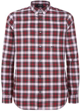 N°21 N 21 Plaid Check Shirt