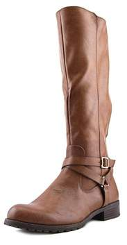 Style&Co. Style & Co Brigyte Round Toe Synthetic Knee High Boot.