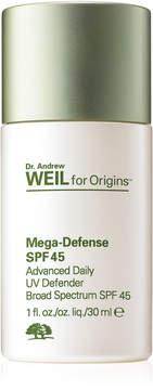 Dr. Andrew WEIL for Origins Mega-Defense SPF 45 Advanced Daily UV Defender