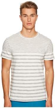 Orlebar Brown Sammy Mixed Stripe T-Shirt Men's T Shirt