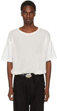 Ann Demeulemeester Off-White Berber T-Shirt