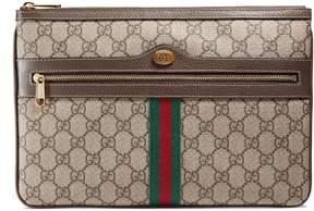Gucci Ophidia GG Supreme pouch