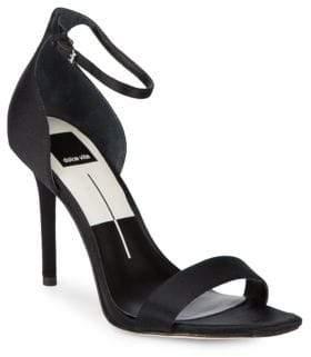 Dolce Vita Halo Satin Stiletto Sandals