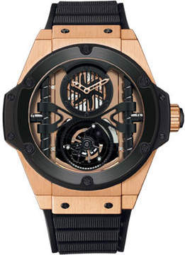 Hublot Big Bang King Power 18K King Gold Men's Watch