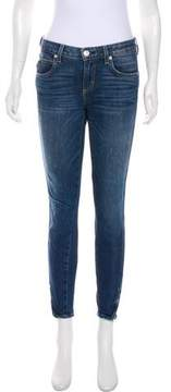 Amo Mid-Rise Skinny Jeans