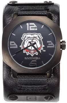 Rockwell Kohl's Georgia Bulldogs Assassin Leather Watch - Men